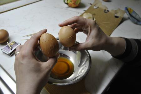 tojás minták
